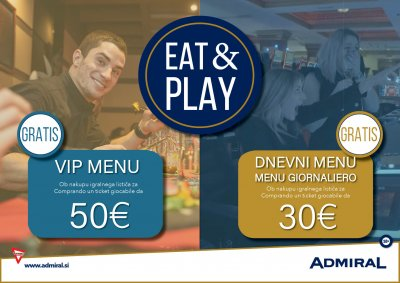 EAT & PLAY